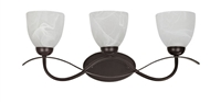 Picture of CH20195RB23-BL3 Bath Vanity Light