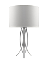 Picture of CH26021PN14-TL1 Transitional Table Lamp