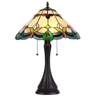 Picture of CH35654AF16-TL2 Table Lamp