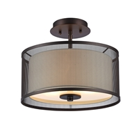 Picture of CH24033RB13-SF2 Semi-flush Ceiling Light