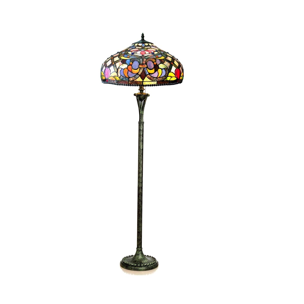 chloe lighting inc ch11044pv20 fl3 floor lamp. Black Bedroom Furniture Sets. Home Design Ideas