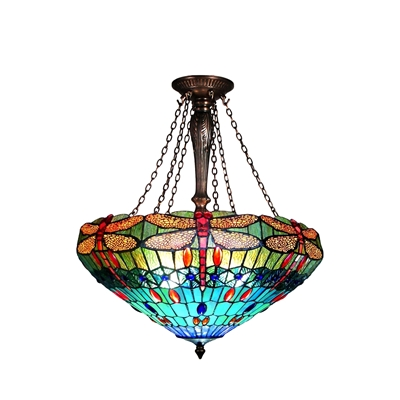 Picture of CH16002BD24-UH3 Inverted Ceiling Pendant