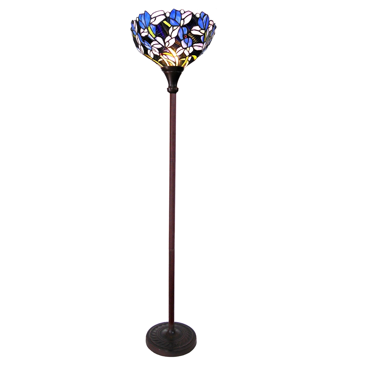 Image Result For Tiffany Torch Floor Lamps