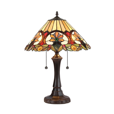 Picture of CH35711PF16-TL2 Table Lamp