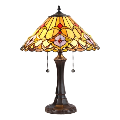 Picture of CH35714YF16-TL2 Table Lamp