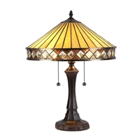 Picture of CH35809MI16-TL2 Table Lamp