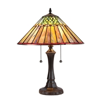Picture of CH35002BG16-TL2 Table Lamp