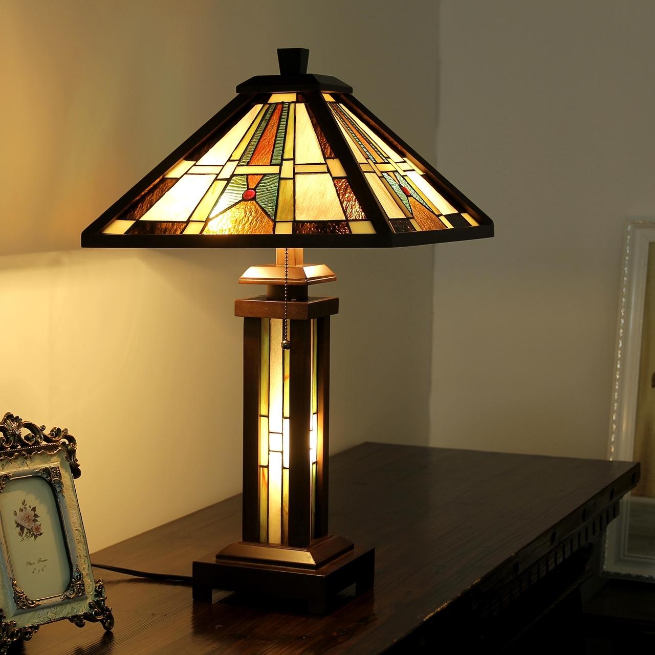 CHLOE Lighting, Inc Tiffany Lamp, Tiffany Lamps, Tiffany Style lamp, Tiffany Style Lamps ...