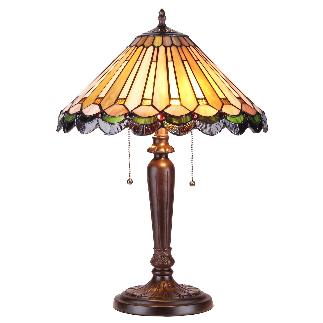 CHLOE Lighting Inc Tiffany Lamp Tiffany Lamps Tiffany