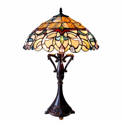 CH18091IV18-TL2 Table Lamp