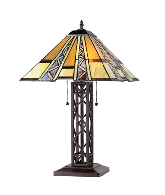 Picture of CH33226MI14-TL2 Table Lamp