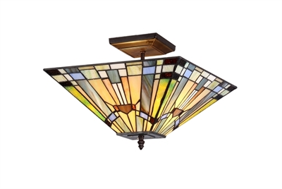 Picture of CH33293MS14-UF2 Semi-flush Ceiling Fixture