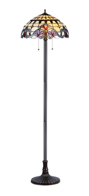 Picture of CH33313VI18-FL2 Floor Lamp