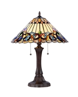 Picture of CH33318VI16-TL2 Table Lamp