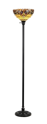 Picture of CH33353VR14-TF1 Torchiere Floor Lamp