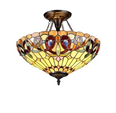 Picture of CH33353VR16-UF2 Semi-flush Ceiling Fixture