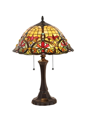 Picture of CH33389VR16-TL2 Table Lamp
