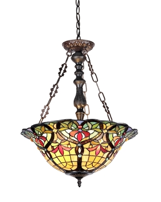 Picture of CH33389VR18-UH3 Inverted Ceiling Pendant Fixture