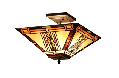 Picture of CH33291MS14-UF2 Semi-flush Ceiling Fixture