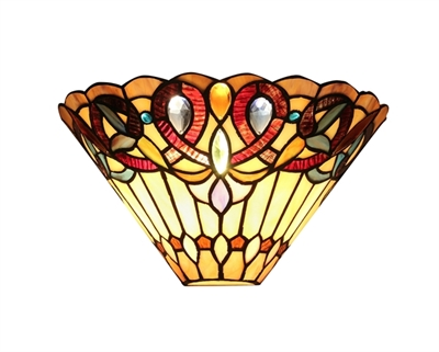 Picture of CH33318VI12-WS1 Wall Sconce
