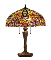 Picture of CH33456GV18-TL2 Table Lamp