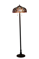 Picture of CH33473BV18-FL2 Floor Lamp