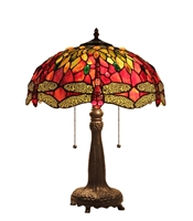 Picture of CH33471RD16-TL2 Table Lamp
