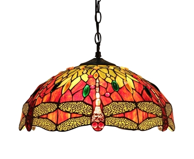 Picture of CH33471RD18-DH2 Ceiling Pendant Fixture
