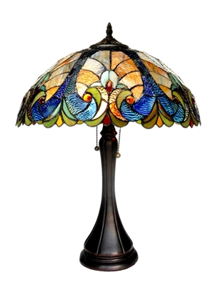 Picture of CH16780VA16-TL2 Table Lamp