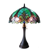 Picture of CH16780VG16-TL2 Table Lamp