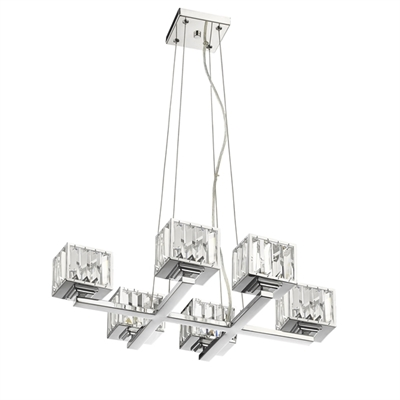 Picture of CH28002CM23-UP6 Inverted Pendant
