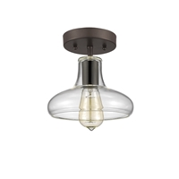 Picture of CH54009CL08-SF1 Semi-flush Ceiling Fixture