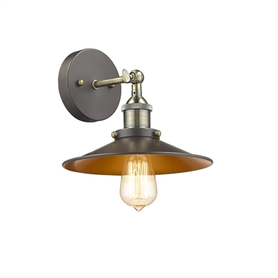 Picture of CH57012RB09-WS1 Wall Sconce