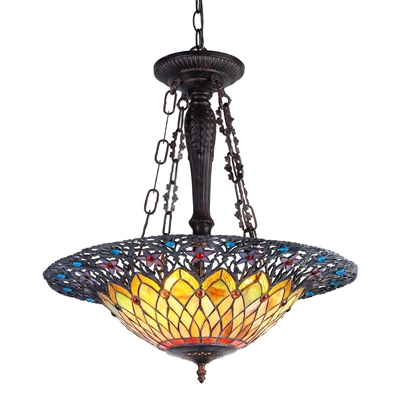 Picture of CH36659YV22-UH3 Inverted Ceiling Pendant Fixture
