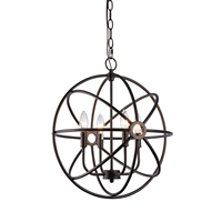 Picture of CH59038RB16-UP4 Inverted Pendant