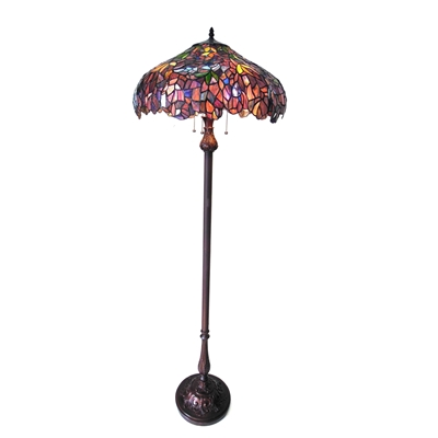 Picture of CH18045PW20-FL3 Floor Lamp
