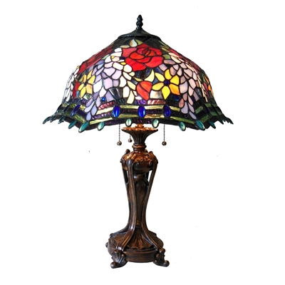 Picture of CH18340RF20-TL3 Table Lamp