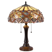 Picture of CH38435GG16-TL2 Table Lamp