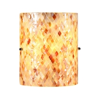 Picture of CH3CN05CR08-WS1 Wall Sconce