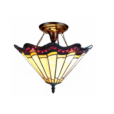 Picture of CH14048AG16-UF2 Semi-flush Ceiling Fixture