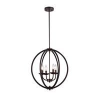 Picture of CH59063RB18-UP4 Inverted Pendant