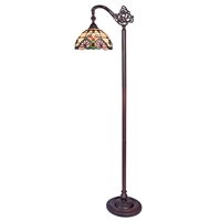 Picture of CH33313VI11-RF1 Reading Floor Lamp