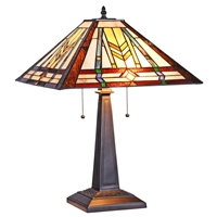 Picture of CH35552GM16-TL2 Table Lamp