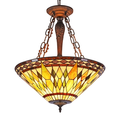 Picture of CH36935AG20-UH3 Inverted Ceiling Pendant Fixture