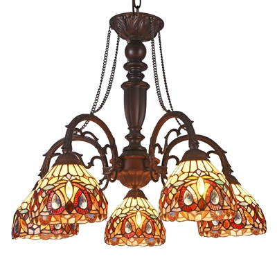 Picture of CH33353VR27-DC5  Large Chandelier