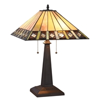 Picture of CH3T993AM16-TL2 Table Lamp