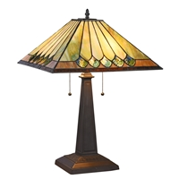 Picture of CH3T994BG16-TL2 Table Lamp