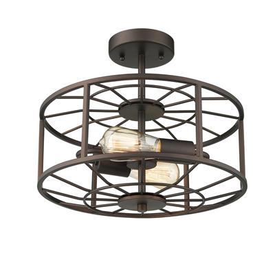 Picture of CH2D007RB14-SF2 Semi-Flush Ceiling Fixture