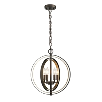 Picture of CH2D125RG16-UP4 Inverted Pendant