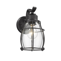 Picture of CH2D291BK10-OD1 Outdoor Sconce